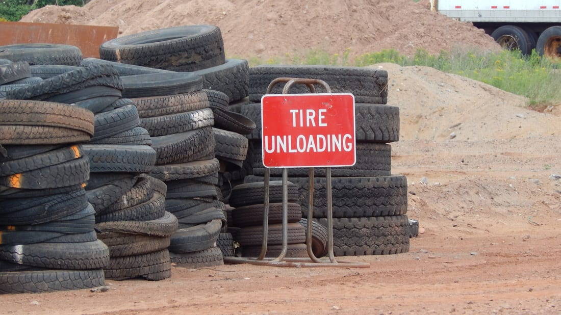 Scrap Tires - Marquette County Solid Waste Management Authority